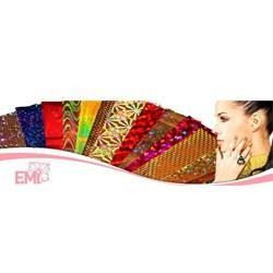 Фольга для дизайна ногтей, маникюра EMI | продажа в магазине «Премиум»