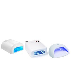 УФ лампи, ЛІД лампи, гібридні лампи, | продаж ламп для манікюру