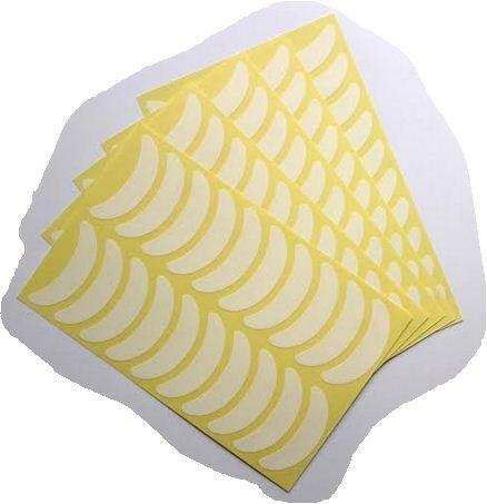 силиконовые подкладки, подкладки для глаз, подкладки для ресниц