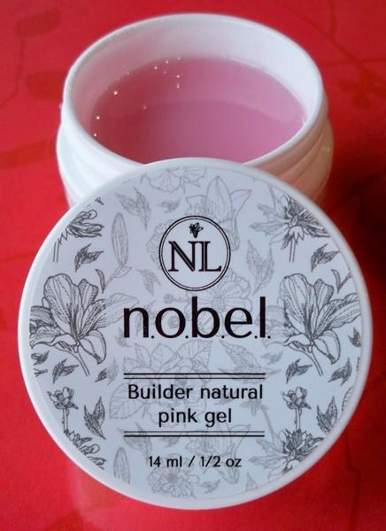 Розовый гель, Гель нобель, нобель, моделирующий гель, гель для наращивания