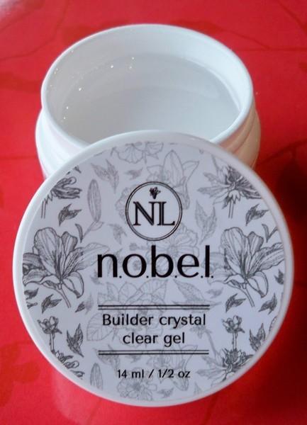 Прозрачный гель, Нобель, Гелевая система Нобель, моделирующий гель, гель нобель