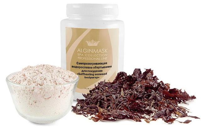 Саморазогревающее водорослевое обертывание, водорослевое обертывание для похудения, Маски для тела и обертывания