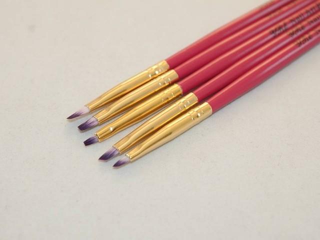 набор кистей, кисти для дизайна, кисти для китайки, кисти для китайской росписи, кисти для дизайна ногтей
