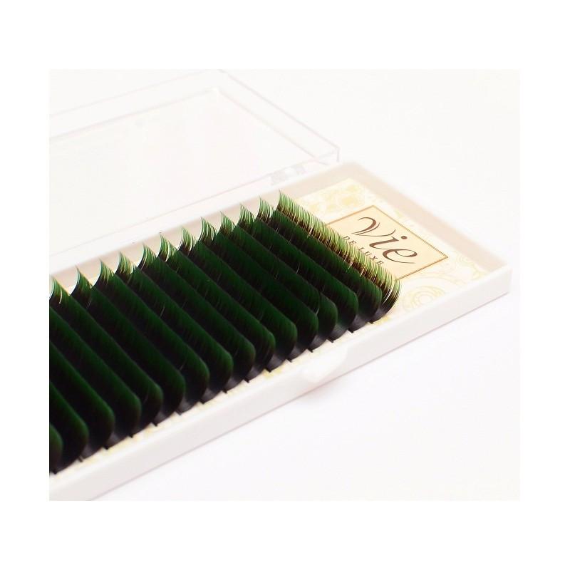 наращивание ресниц, рецницы для наращивания, ресници Vie, Vie, Vie цветные ресницы