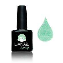 LIANAIL Bunny, Lianail, Гель лаки lianail, зимний маникюр, зимний дизайн, лианайл, гель лак