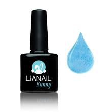 LIANAIL Bunny, LIANAIL, Гель лаки lianail, зимний дизайн, зимний маникюр, лианейл, гел лак