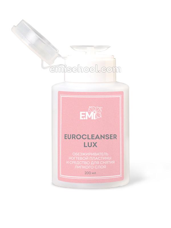 евроклинсер, клинсер еми, Для обезжиривания ногтей, обизжириватель еми